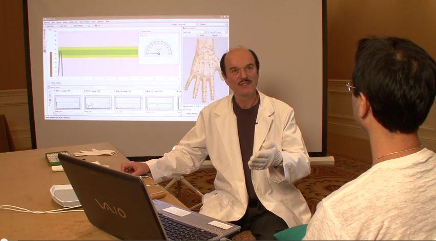 Dr. Andreas Marx, EAV Testing Las Vegas 2011